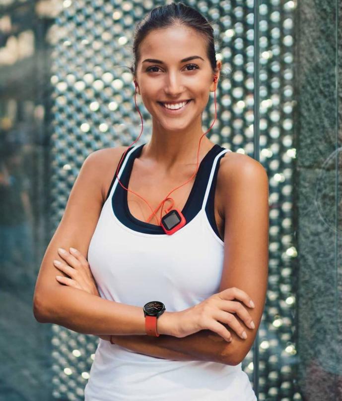 sportowy smartwatch